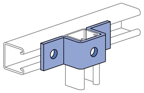"""Grade A36 Hot Rolled Steel Channel 1/"""" x 0.84#//ft x 80/"""""""